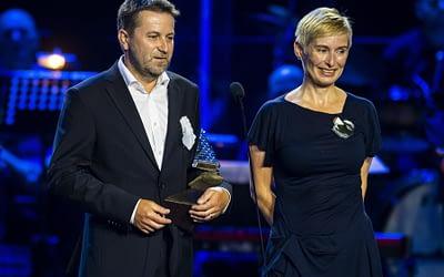 A new award for artists Jana Machatova and Peter Machata