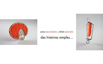 A virtual exhibition : Jana Machatova + Peter Machata